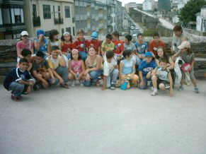 Excursión de 5º e 6º a Lugo